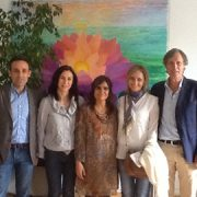 Miriam Subirana con Mediapostgroup