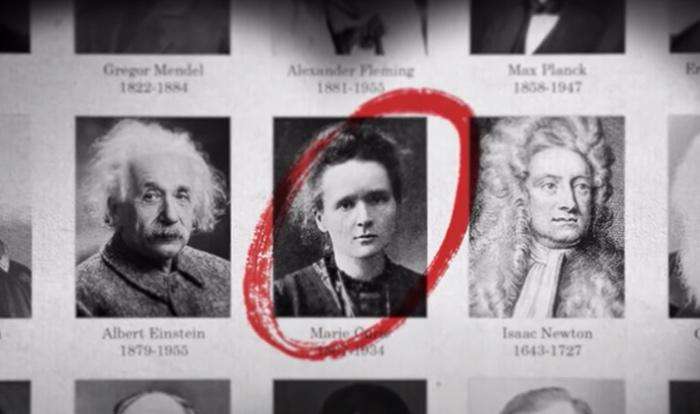 ¿Quién es Marie Curie?