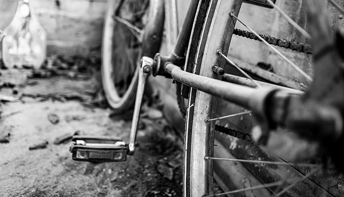 La bicicleta de Tolstoi