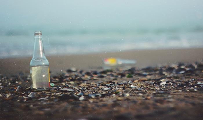residuos mar